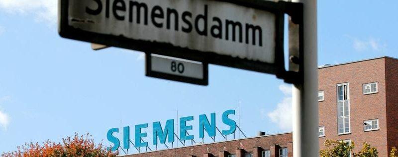 Siemens Baut Stellen Ab